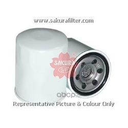 Масляный фильтр (Sakura) C1809