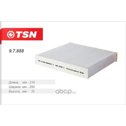 Фильтр салона (TSN) 97888