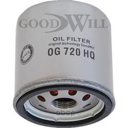 Фильтр масляный двигателя (Goodwill) OG720HQ