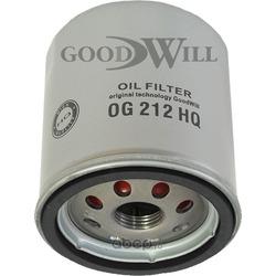 Фильтр масляный двигателя (Goodwill) OG212HQ