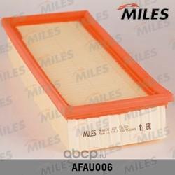Фильтр воздушный AUDI 80/100/VW PASSAT/GOLF/T3 1.5D-2.3 (Miles) AFAU006