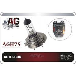 Лампа H7 Standard LONG LIFE 12V / 55W / PX26D / блистер (Auto-GUR) AGH7S