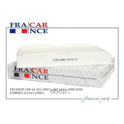 Фильтр салона (Francecar) FCR210960