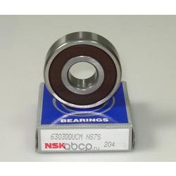 Подшипник генератора передний (Nsk) 6303DDUCM