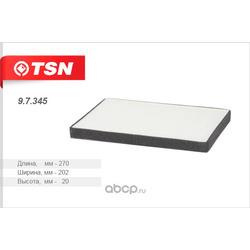 Фильтр салона (TSN) 97345