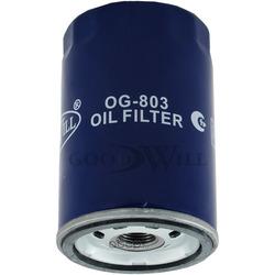 Фильтр масляный двигателя (Goodwill) OG803