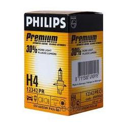 Лампа накаливания, основная фара (Philips) 12342PR