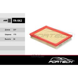 Фильтр воздушный (Fortech) FA062