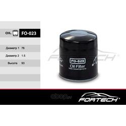 Масляный фильтр (Fortech) FO023