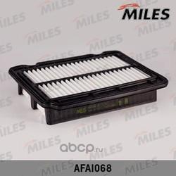 Фильтр воздушный CHEVROLET AVEO 1.2/1.4 03- (Miles) AFAI068