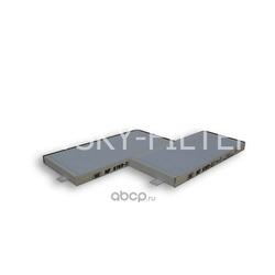 Фильтр очистки воздуха салона противопыльный (NEVSKY FILTER) NF61692