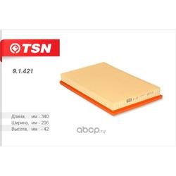 Фильтр воздушный (TSN) 91421