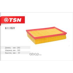 Фильтр воздушный (TSN) 911531