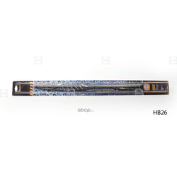 Щетка стеклоочистителя каркасная (HOLA) HB26