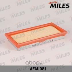 Фильтр воздушный NISSAN TIIDA/NOTE 1.6/1.8 (Miles) AFAU081