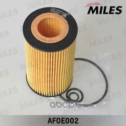 Фильтр масляный MB W202/203/210/211/220 2.4-6.0 (Miles) AFOE002