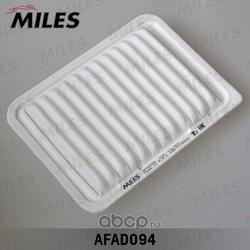 Фильтр воздушный TOYOTA COROLLA/RAV4 1.6/2.0 07- (Miles) AFAD094