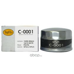Фильтр масляный (TopFils) C0001