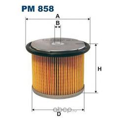 Фильтр топливный Filtron (Filtron) PM858