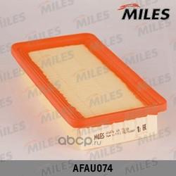 MILES Фильтр воздушный HYUNDAI GETZ 02- (Miles) AFAU074