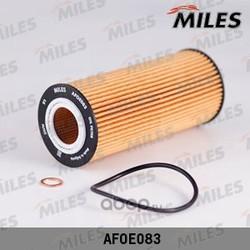 Фильтр масляный BMW E46/E90/E60/X5 (E70)/X6 (E71) 2.5D-3.0D (Miles) AFOE083