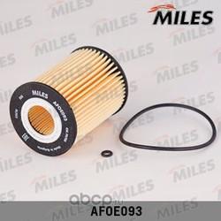 Фильтр масляный CHRYSLER 300C 3.0D/MB W204/W211/W164/W251/SPRINTER 906 3.0D (Miles) AFOE093
