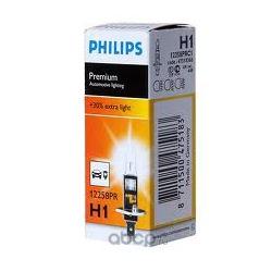 Лампа накаливания, основная фара (Philips) 12258PR