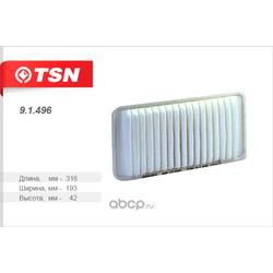 Фильтр воздушный (TSN) 91496