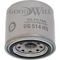 Фильтр масляный двигателя (Goodwill) OG514HQ