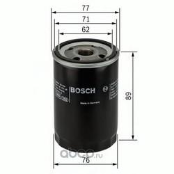 Масляный фильтр (Bosch) 0451103079
