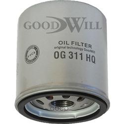 Фильтр масляный двигателя (Goodwill) OG311HQ