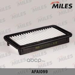 MILES Фильтр воздушный SUZUKI SX4 1.5/1.6 (Miles) AFAI099