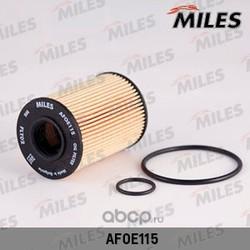 Фильтр масляный W169/W245 1.5-2.0 04- (Miles) AFOE115
