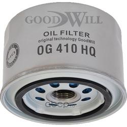Фильтр масляный двигателя (Goodwill) OG410HQ