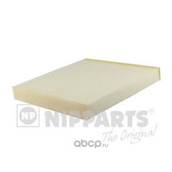 Фильтр, воздух во внутренном пространстве (Nipparts) J1344010