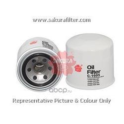 Фильтр масляный (Sakura) C1605