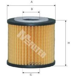 Масляный фильтр (M-Filter) TE600