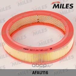 Фильтр воздушный AUDI 80/100/VW G2/G3/POLO (Miles) AFAU116