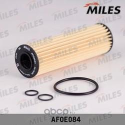 Фильтр масляный MB W204/W212 M271 (Miles) AFOE084