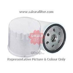 Фильтр масляный (Sakura) C2512