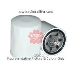 Фильтр масляный (Sakura) C1404