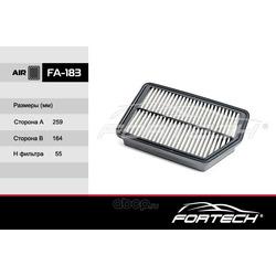 Фильтр воздушный (Fortech) FA183