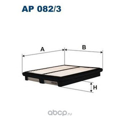 Фильтр воздушный Filtron (Filtron) AP0823