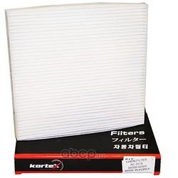 Фильтр салонный TOYOTA AVENSIS (T250) 03-09/COROLLA (E12) 02-08 (KORTEX) KC0018