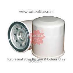 Фильтр масляный (Sakura) C9001