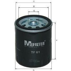 Фильтр масляный (M-Filter) TF61