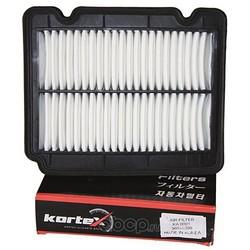 Фильтр воздушный CHEVROLET AVEO 06- (KORTEX) KA0001