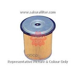 Фильтр топливный элемент (Sakura) F2101