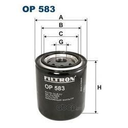 Фильтр масляный Filtron (Filtron) OP583
