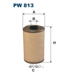 Фильтр топливный Filtron (Filtron) PW813